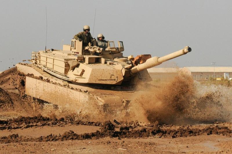 Quân đội Mỹ đã hết tiền phát triển xe tăng mới - ảnh 1