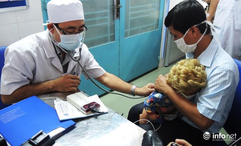Tình huống khẩn cấp tại Bệnh viện Nhi đồng 1 khi có bệnh nhân MERS - CoV - ảnh 1