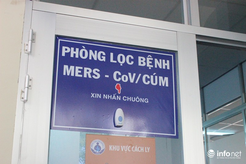 Tình huống khẩn cấp tại Bệnh viện Nhi đồng 1 khi có bệnh nhân MERS - CoV - ảnh 7