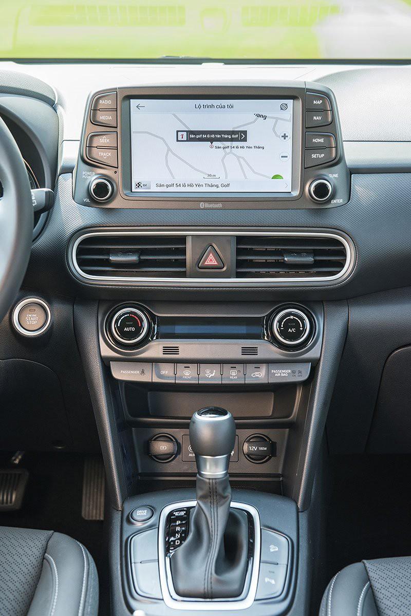 Hyundai Kona - đối thủ Ford Ecosport vừa ra mắt có gì