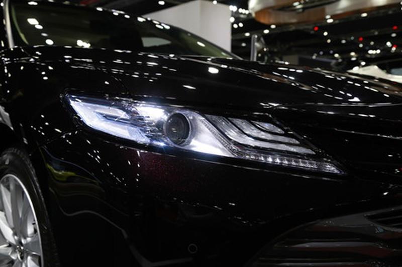 Chi tiet Toyota Camry 2019 sap ra mat tai VN hinh anh 5