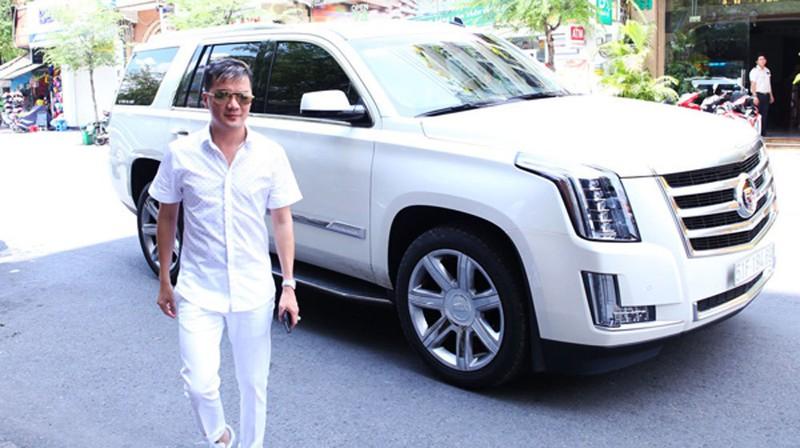 Dàn siêu xe 'khủng' của ca sĩ Đàm Vĩnh Hưng