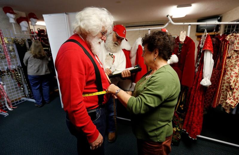 Muốn làm Santa Claus cũng phải học - ảnh 11