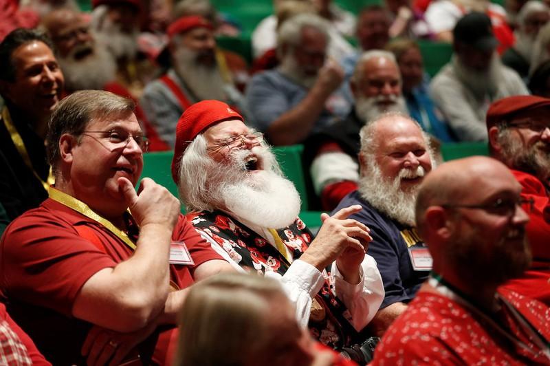 Muốn làm Santa Claus cũng phải học - ảnh 3