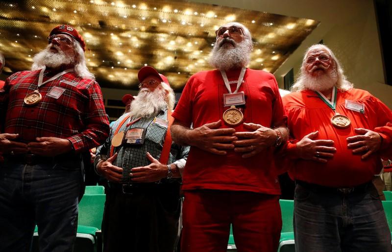 Muốn làm Santa Claus cũng phải học - ảnh 4