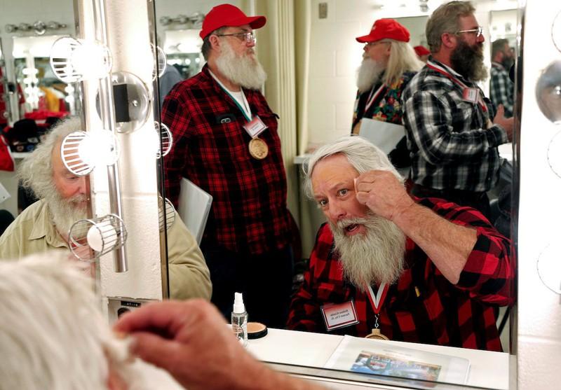 Muốn làm Santa Claus cũng phải học - ảnh 7