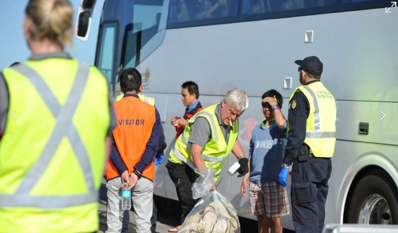 Ảnh: 15 ngư dân Việt Nam bị bắt vì đánh bắt trái phép ở Australia - ảnh 11