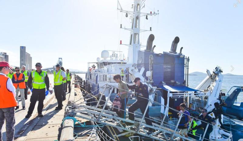 Ảnh: 15 ngư dân Việt Nam bị bắt vì đánh bắt trái phép ở Australia - ảnh 5