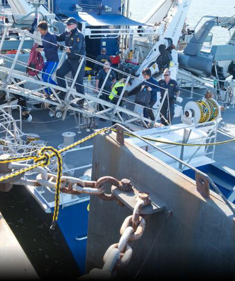 Ảnh: 15 ngư dân Việt Nam bị bắt vì đánh bắt trái phép ở Australia - ảnh 6
