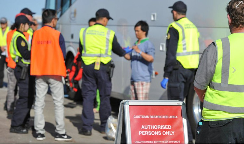 Ảnh: 15 ngư dân Việt Nam bị bắt vì đánh bắt trái phép ở Australia - ảnh 10