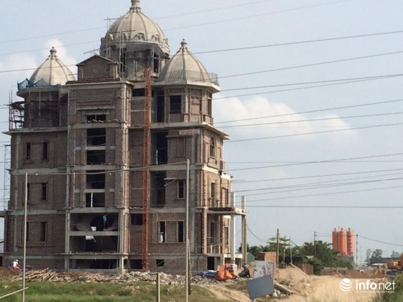 Biệt thự không phép ở Phú Lương: Phá dỡ nếu quá 60 ngày không có GPXD! - ảnh 2