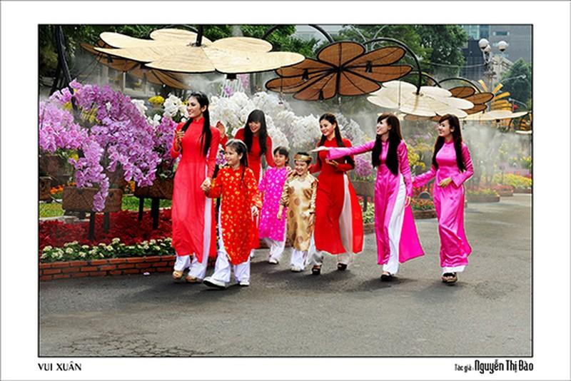 Quê hương tuyệt đẹp qua ống kính của các nữ nhiếp ảnh TP. Hồ Chí Minh - ảnh 10