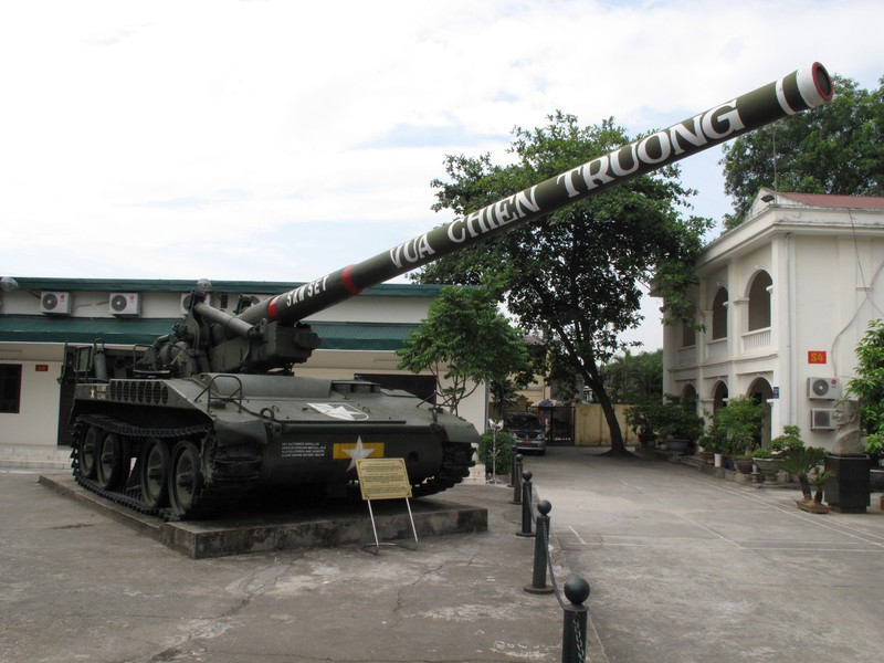Những loại pháo lớn đã tham gia tấn công giải phóng Sài Gòn - ảnh 12