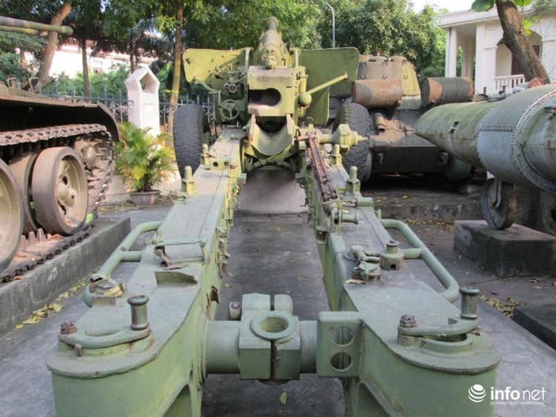 Những loại pháo lớn đã tham gia tấn công giải phóng Sài Gòn - ảnh 2