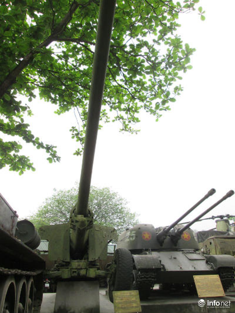Những loại pháo lớn đã tham gia tấn công giải phóng Sài Gòn - ảnh 3