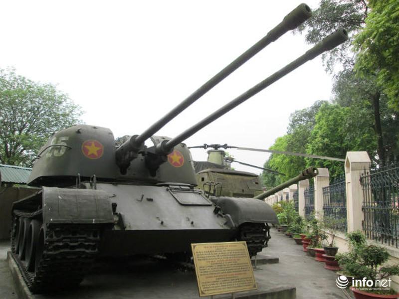 Những loại pháo lớn đã tham gia tấn công giải phóng Sài Gòn - ảnh 5