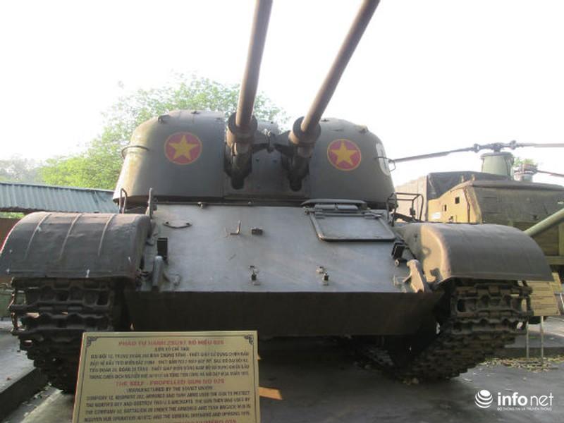 Những loại pháo lớn đã tham gia tấn công giải phóng Sài Gòn - ảnh 6