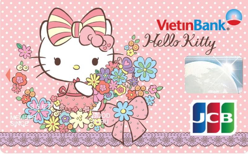 Ra mắt thẻ tín dụng đồng thương hiệu VietinBank - Hello Kitty - JCB - ảnh 4