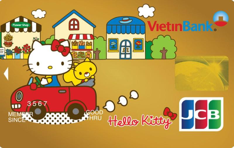 Ra mắt thẻ tín dụng đồng thương hiệu VietinBank - Hello Kitty - JCB - ảnh 5