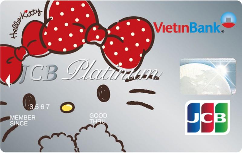 Ra mắt thẻ tín dụng đồng thương hiệu VietinBank - Hello Kitty - JCB - ảnh 6