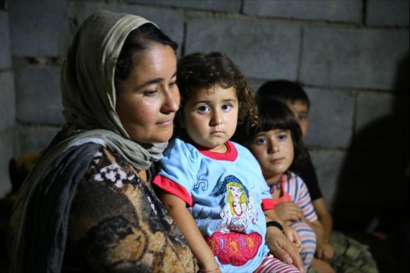 Cuộc chạy trốn của phụ nữ Iraq khỏi địa ngục trần gian ISIS - ảnh 1