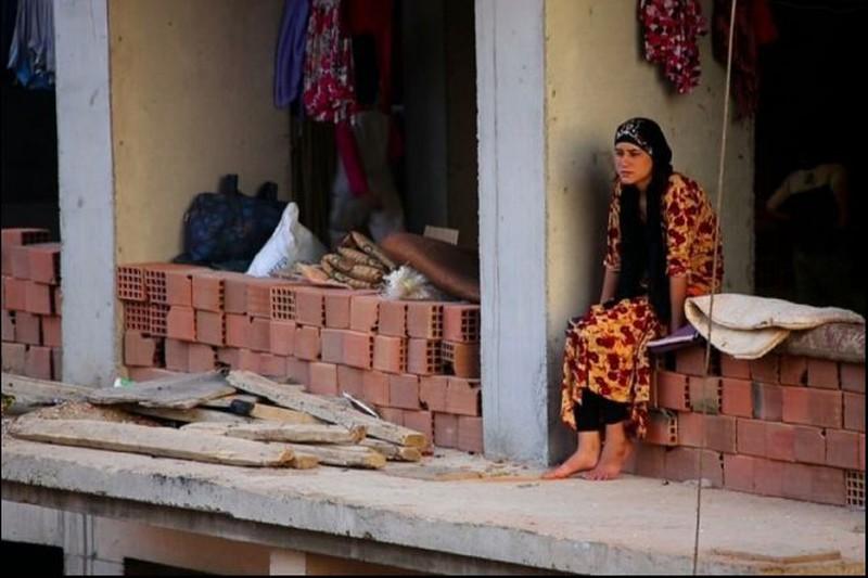 Cuộc chạy trốn của phụ nữ Iraq khỏi địa ngục trần gian ISIS - ảnh 4