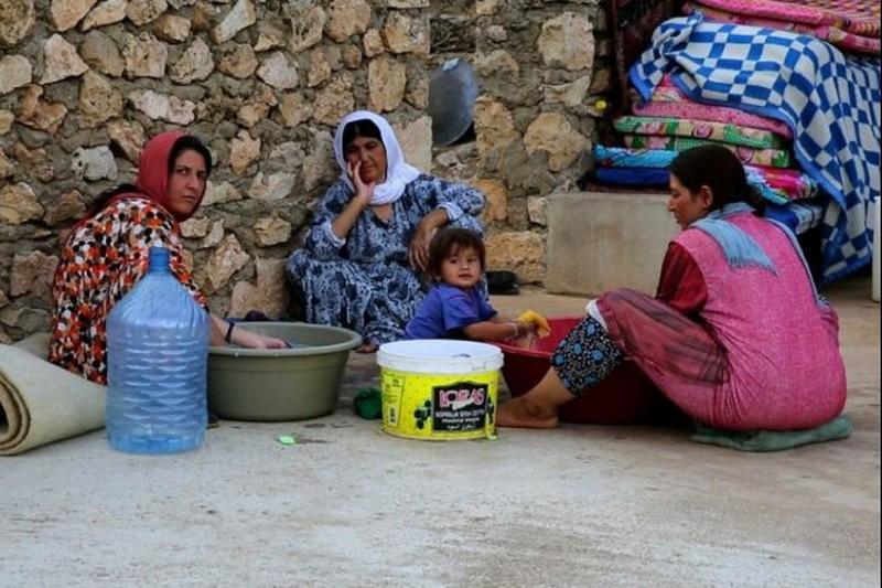 Cuộc chạy trốn của phụ nữ Iraq khỏi địa ngục trần gian ISIS - ảnh 6