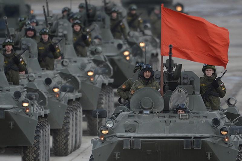 Video: Nga khoe dàn vũ khí khủng chuẩn bị cho Ngày Chiến thắng - ảnh 3