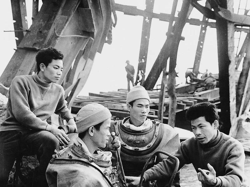 Bộ ảnh quý về chiến tranh Việt Nam do phóng viên nước ngoài sưu tập - ảnh 11