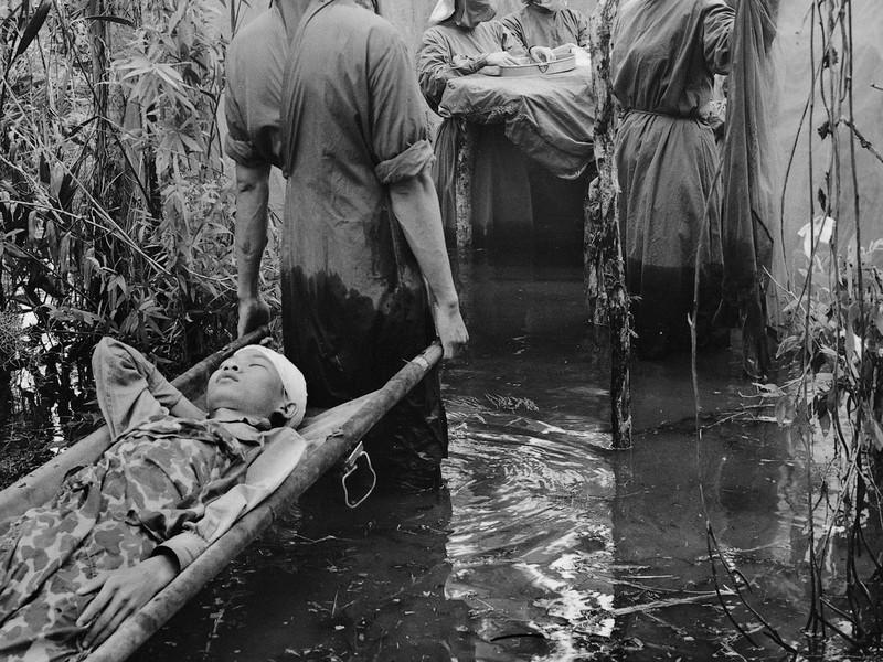 Bộ ảnh quý về chiến tranh Việt Nam do phóng viên nước ngoài sưu tập - ảnh 12