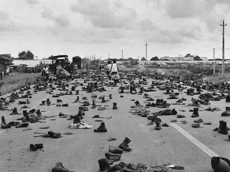Bộ ảnh quý về chiến tranh Việt Nam do phóng viên nước ngoài sưu tập - ảnh 14