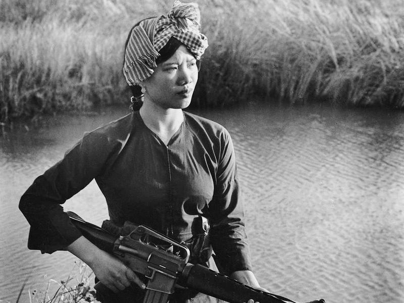Bộ ảnh quý về chiến tranh Việt Nam do phóng viên nước ngoài sưu tập - ảnh 2