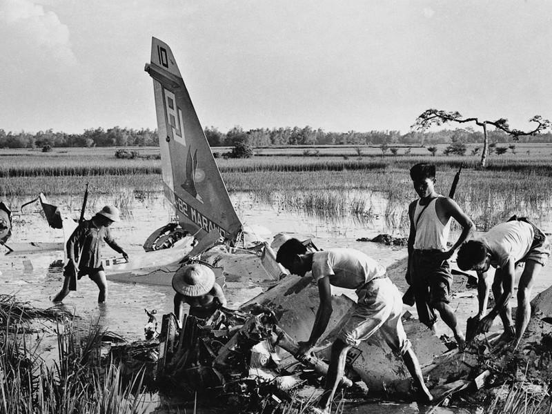 Bộ ảnh quý về chiến tranh Việt Nam do phóng viên nước ngoài sưu tập - ảnh 6
