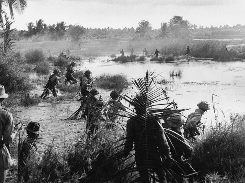 Bộ ảnh quý về chiến tranh Việt Nam do phóng viên nước ngoài sưu tập - ảnh 7