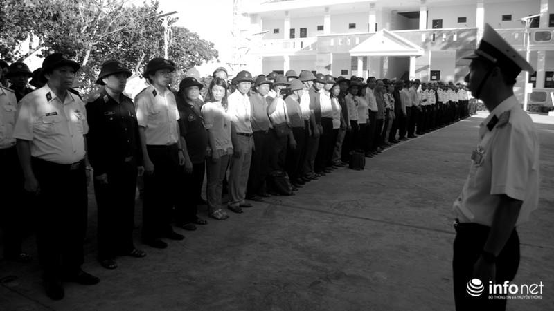 Mười lời thề vang vọng giữa Trường Sa - ảnh 9