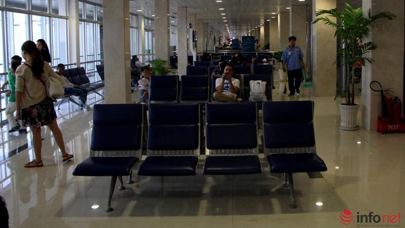 Sân bay Tân Sơn Nhất thông thoáng ngày cuối năm - ảnh 14