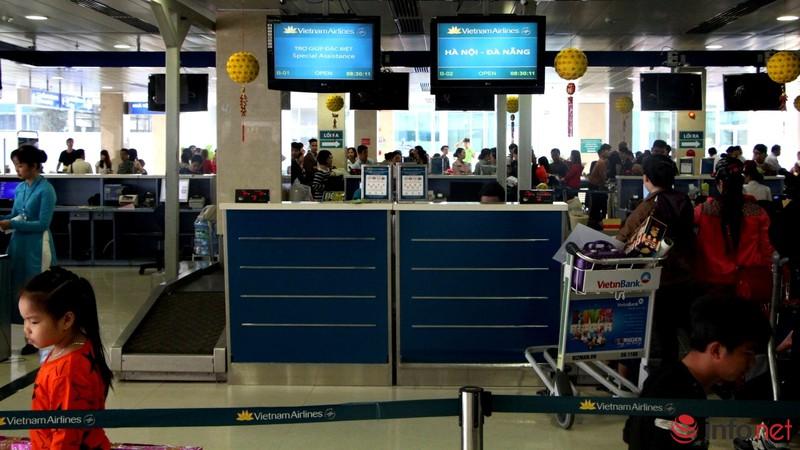 Sân bay Tân Sơn Nhất thông thoáng ngày cuối năm - ảnh 3