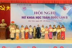 Tôn vinh những đóng góp của nữ trí thức trong phát triển kinh tế-xã hội