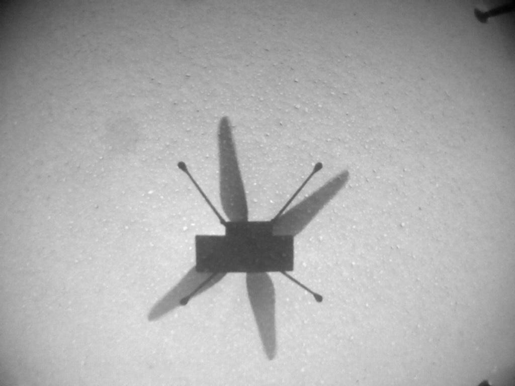 Trực thăng sao Hỏa thực hiện chuyến bay thứ 10, vượt xa dự định ban đầu -0
