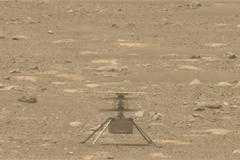 Trực thăng thực hiện chuyến bay thứ 10 trên Hỏa tinh, vượt xa dự định ban đầu