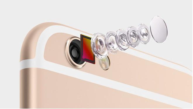 Vì sao chiếc iPhone kế tiếp vẫn chỉ dùng camera 8 MP?