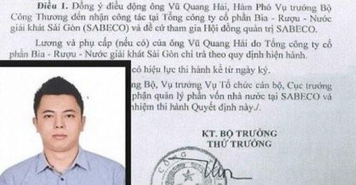 Shop TIN 15/6:Con trai ông Vũ Huy Hoàng có thể nhận hơn 1 tỷ tiền lương - ảnh 4