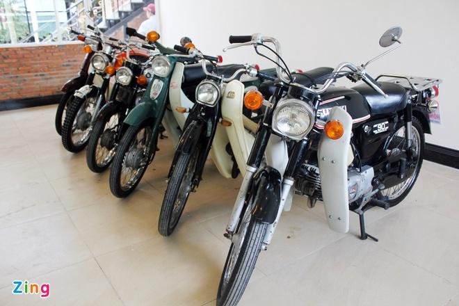 Khám phá bộ sưu tập hàng trăm chiếc xe máy cổ tại Sài Gòn - ảnh 10