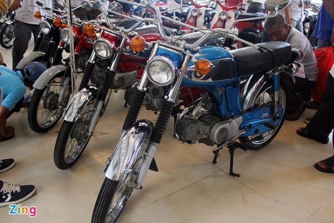 Khám phá bộ sưu tập hàng trăm chiếc xe máy cổ tại Sài Gòn - ảnh 2