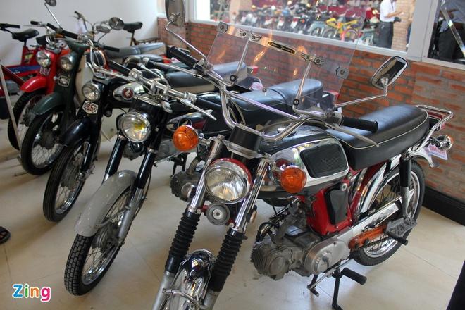 Khám phá bộ sưu tập hàng trăm chiếc xe máy cổ tại Sài Gòn - ảnh 9