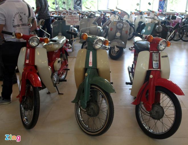 Khám phá bộ sưu tập hàng trăm chiếc xe máy cổ tại Sài Gòn - ảnh 4