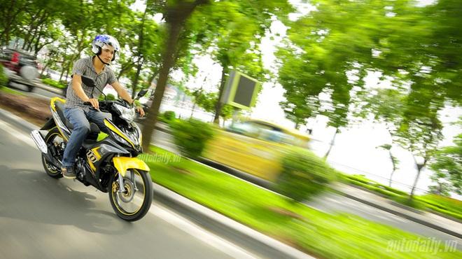 Đi xe máy kiểu nào thì tiết kiệm xăng nhất - ảnh 4