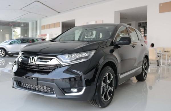 Triệu hồi 348.000 xe Honda CR-V tại thị trường Mỹ
