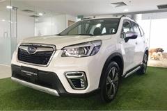 Triệu hồi Subaru Forester tại Việt Nam vì lỗi đai ốc