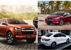 Ba mẫu xe mới vừa ra mắt Đông Nam Á được khách hàng Việt chờ đón
